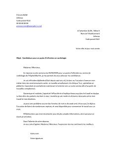 Exemple Lettre De Motivation Diplomã Infirmier Lettre De Motivation Infirmi 232 Re Exemples De Cv