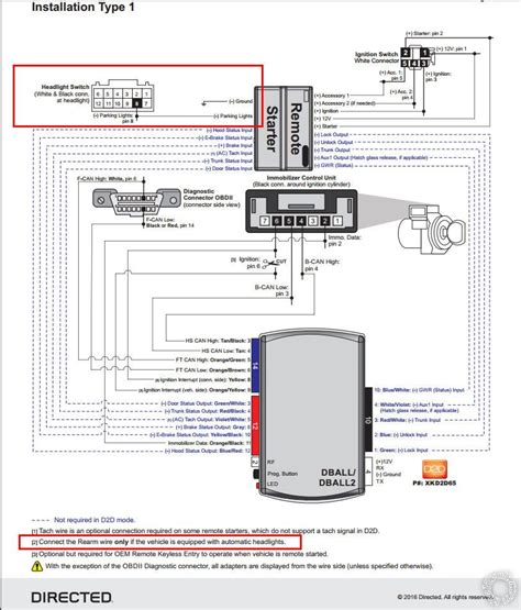 directed electronics 610t relay wiring diagram free