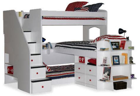 bunk beds mn bunk beds for three contemporary bunk beds