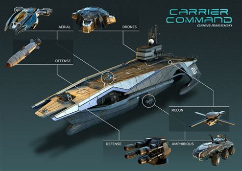 sw boat jump carrier command gaea mission by bohemia interactive video