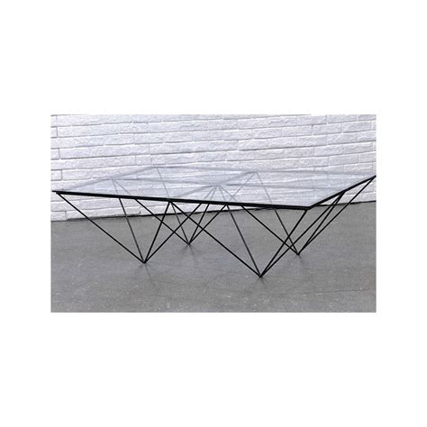Table Basse Design Rectangulaire