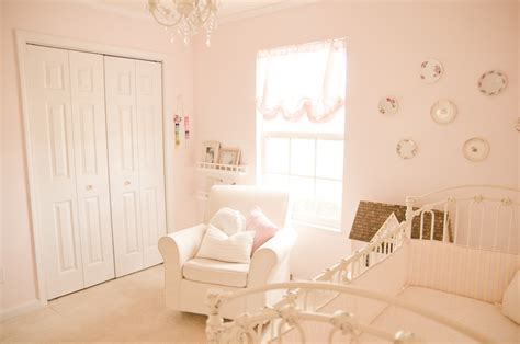 pink and white nursery vintage pink and white nursery project nursery