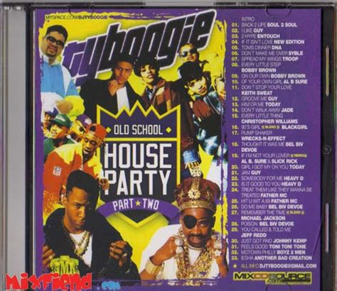 free old school house music downloads ty boogie old school house party vol 2 mixtapetorrent com