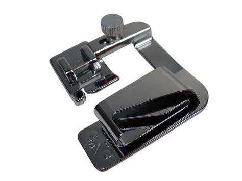 Sepatu Bias Binder Rolled Hem Foot 8 8 Untuk Mesin Jahit Po Murah bias binding foot rolled hem hemmer set janome sewing machine elna ebay
