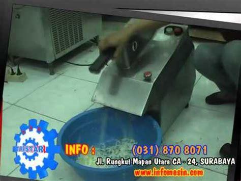 Alat Pemotong Keripik Singkong Listrik mesin pemotong kripik singkong ubi kentang keripik