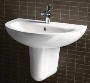 half bathroom sinks gorgeous white ceramic wall mounted half pedestal