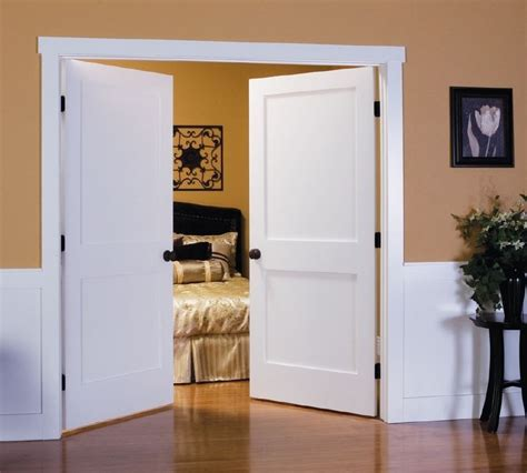 interior two panel doors shaker doors interior door replacement company