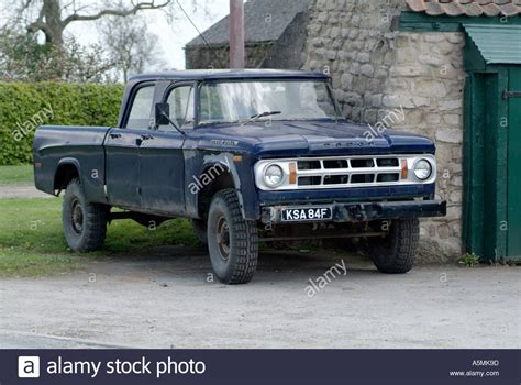 is chrysler an american car dodge power wagon up truck chrysler american america