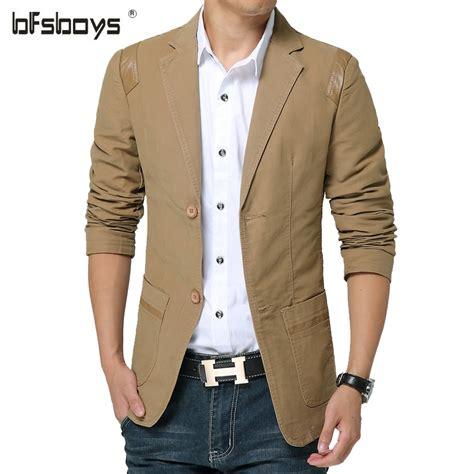 Blazer Jaket Fashion Pria Murah get cheap mens blazers aliexpress alibaba