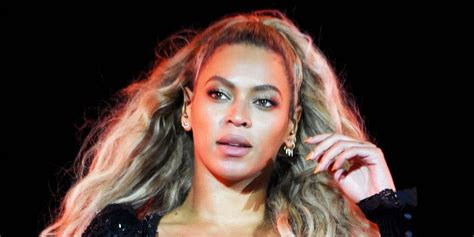Beyonce Looks Oh So Thrilled by Markets
