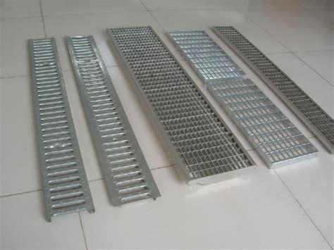Floor Grate Covers by Galvanized Steel Grating Cover Board For Aco Linear