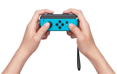 Nintendo Switch Neon Con nintendo switch con neon blue controller set the gamesmen