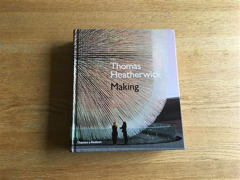 libro thomas heatherwick making noisy decent graphics