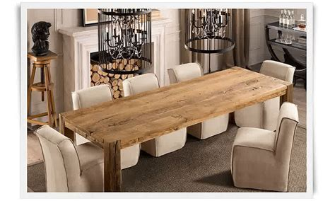 skinny dining room table sets narrow dining tables homesfeed