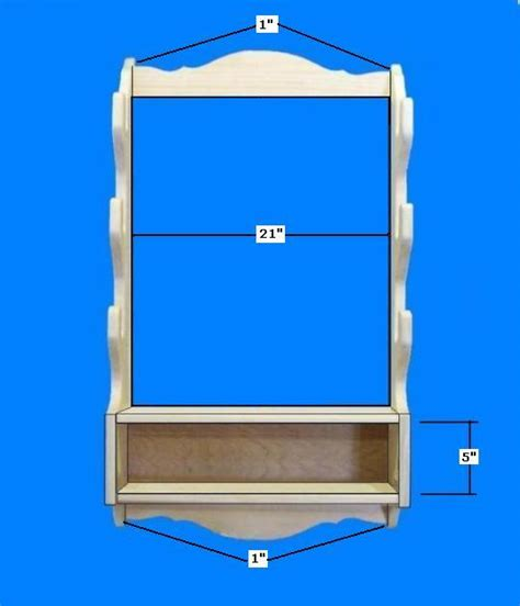 how to building wooden gun rack plan pdf plans