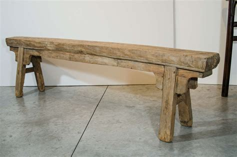 antique chinese bench antique chinese provincial bench at 1stdibs
