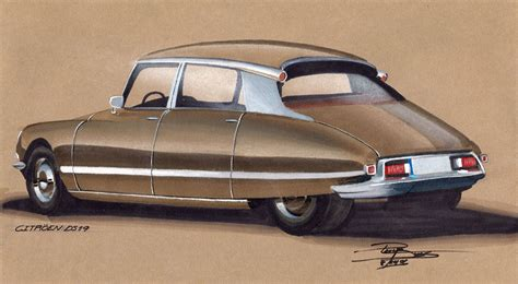 Citroen Ds19 by Citroen Ds19 By Pplbliss On Deviantart