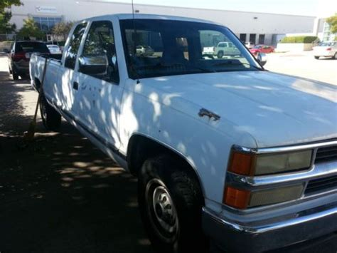 books on how cars work 1992 chevrolet 2500 regenerative braking purchase used 1992 silverado work truck with 454 big block in houston texas united states