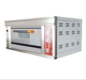 Luxurious Gas Food Oven 1 deck 2 trays luxury gas oven equipmentimes