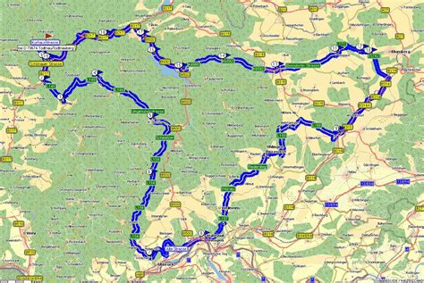 Motorradtouren Niedersachsen by Bikertour Die Motorradtourenseite Deutschland