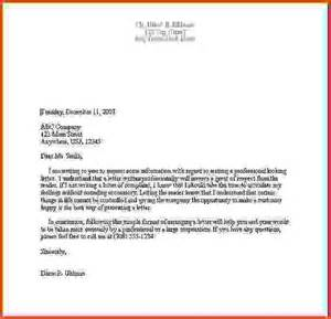 how to write a professional business letter how to write business letter the best letter sle