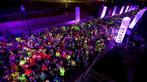 electric run part race part street party is coming to