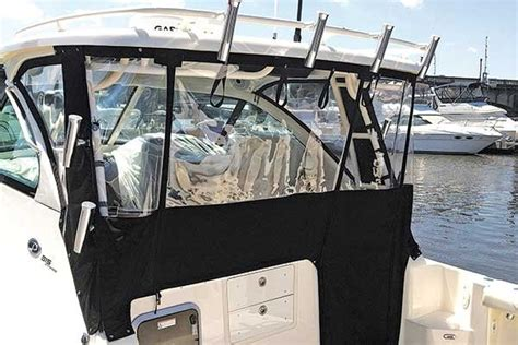 boat canopy window vinyl boat cover frame pvc pipe acpfoto