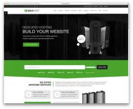10 best hosting wordpress themes with whmcs integration