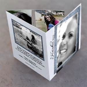 tri fold graduation invitations graduation ideas