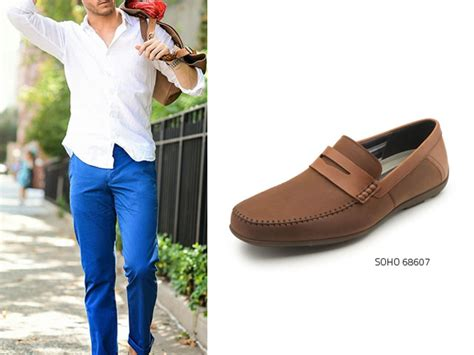 Circle Mocasin Zapato Suede what shoes to wear with your new chinos flexi news
