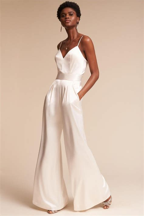 Wedding Dress Jumpsuit by 40 Showstopping Reception Dresses To The Away