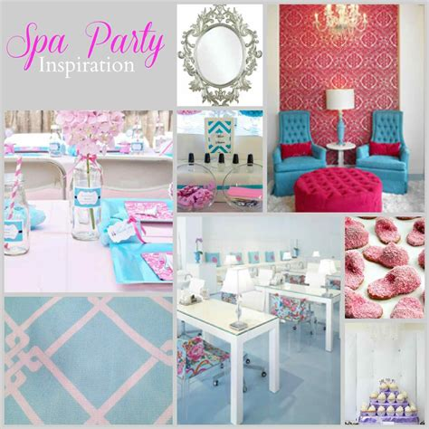 spa party ideas for girls hippojoys blog super chic party spa birthday decorations ideas for girls hippojoyus