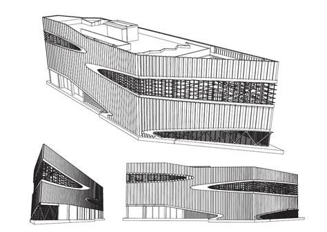 gallery of herma parking building joho architecture 22 herma parking building bauforumstahl e v