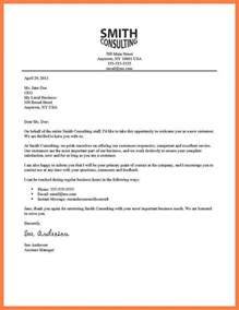 Introduction Letter Business To Customer 7 Introduction Letter Of Company To Client Company Letterhead