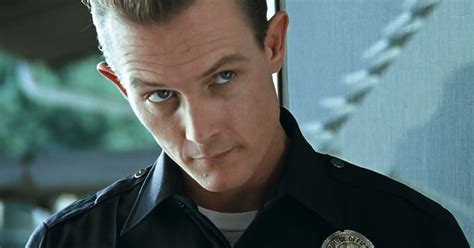 Robert Patrick on being T-1000 in Terminator 2: Judgement ... T 1000 Terminator