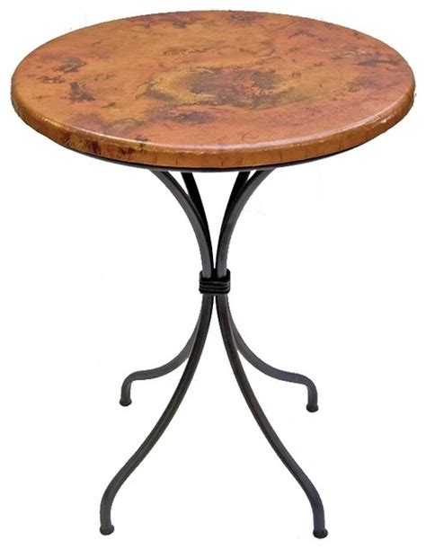 Indoor Bistro Table Italia 40 Quot Bar Table With 30 Quot Top Craftsman Indoor Pub And Bistro Tables By Timeless