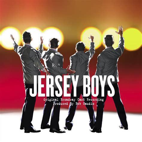 Jersey Boys Broadway | jersey boys original broadway cast recording