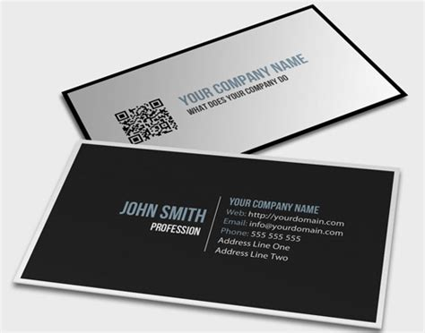 beautiful business cards business card templates blog
