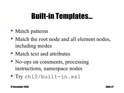xslt pattern matching string learning xslt