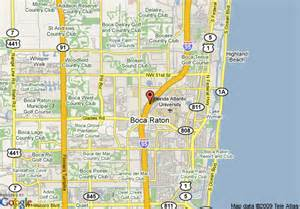 map of fairfield inn and suites boca raton boca raton