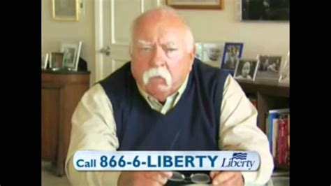 liberty diabetes spokesman wilford brimley net worth bio 2017 stunning facts you