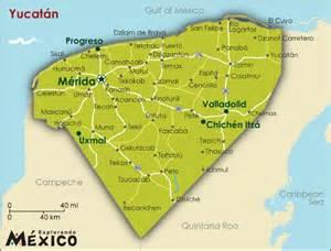 map of mexico yucatan region conozcamos algo m 225 s de yucat 225 n viajero turismo