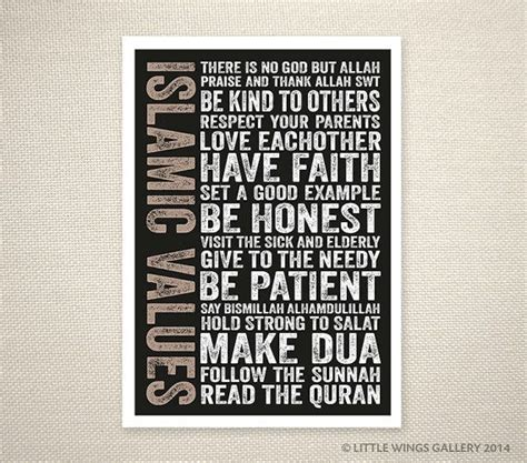 printable islamic wall art 15 best images about family cultures values on