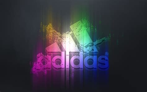 Adidas Spray Paint Wallpaper