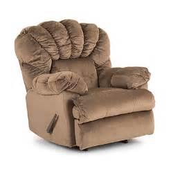 mocha recliner