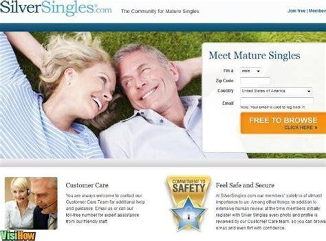 Personals seniors free