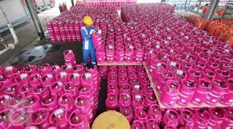 Tabung Elpiji 3 Kg Dari Pertamina pertamina bakal jual tabung elpiji 3 kg khusus non subsidi