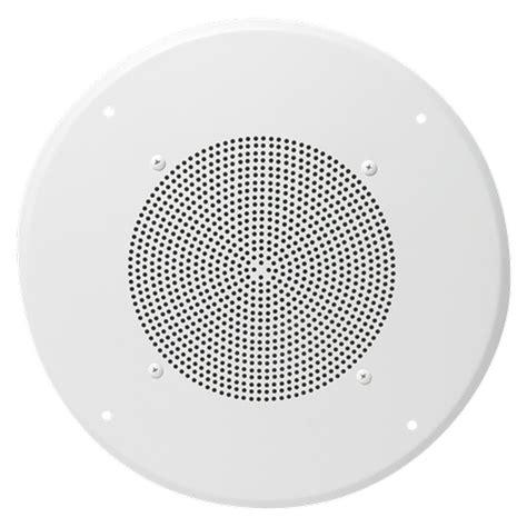 Ceiling Speaker Baffle by Atlas Sound Ukt70 2c U51 8 8 Quot Safety Ceiling Speaker