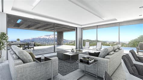 Moderne Luxe Villa Woonkamer by Moderne Luxe Villa In Javea Costa Blanca Spanje Specials