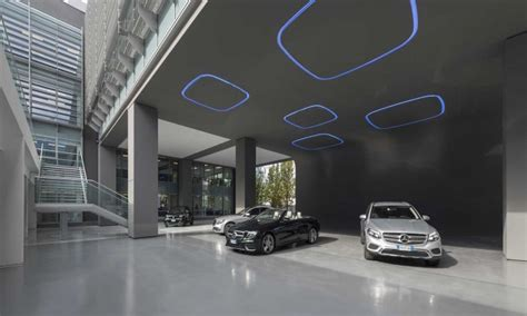 mercedes benz italia offices rome office snapshots